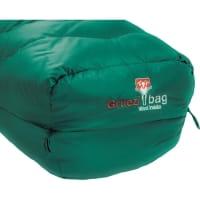 Vorschau: Grüezi Bag Biopod DownWool Subzero - Daunen- & Wollschlafsack pine green - Bild 12