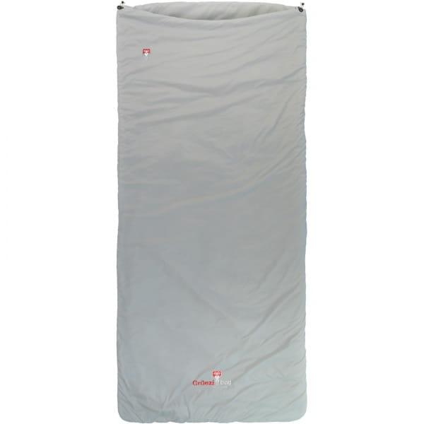 Grüezi Bag Schlafsackwarmer - Liner light grey - Bild 1