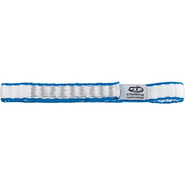 Climbing Technology Extender Dyneema 11 mm - Expressschlinge white-blue - Bild 1