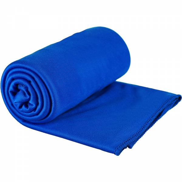 Sea to Summit Pocket Towel S - Wander-Handtuch cobalt - Bild 4