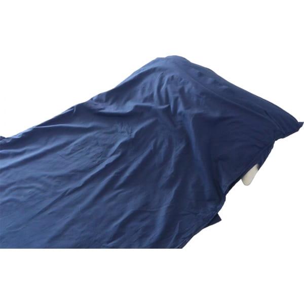 Origin Outdoors Sleeping Liner Poly-Baumwolle - Deckenform royalblau - Bild 3