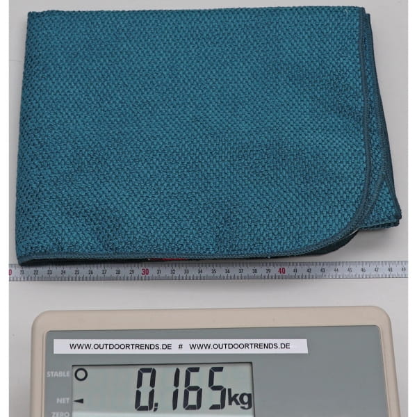 VAUDE Comfort Towel III M - Funktionshandtuch blue sapphire - Bild 2