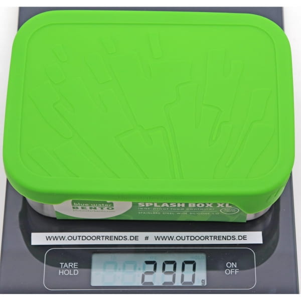 ECOlunchbox Splash Box XL - Proviantdose green - Bild 2