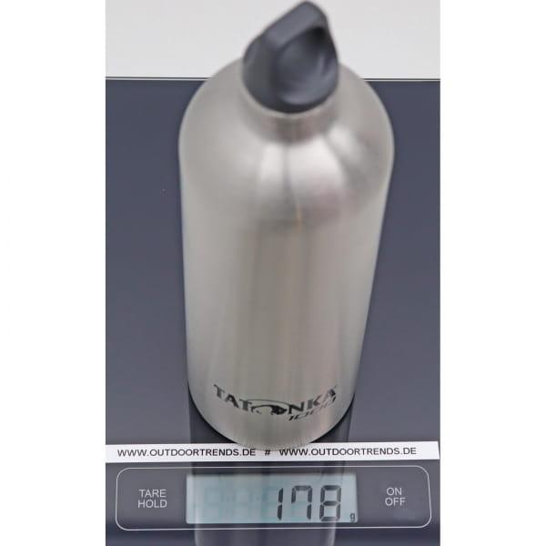 Tatonka Stainless Steel Bottle 1 Liter - Trinkflasche - Bild 3