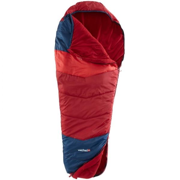 Wechsel Tents Stardust 10° M - Schlafsack red dahlia - Bild 6