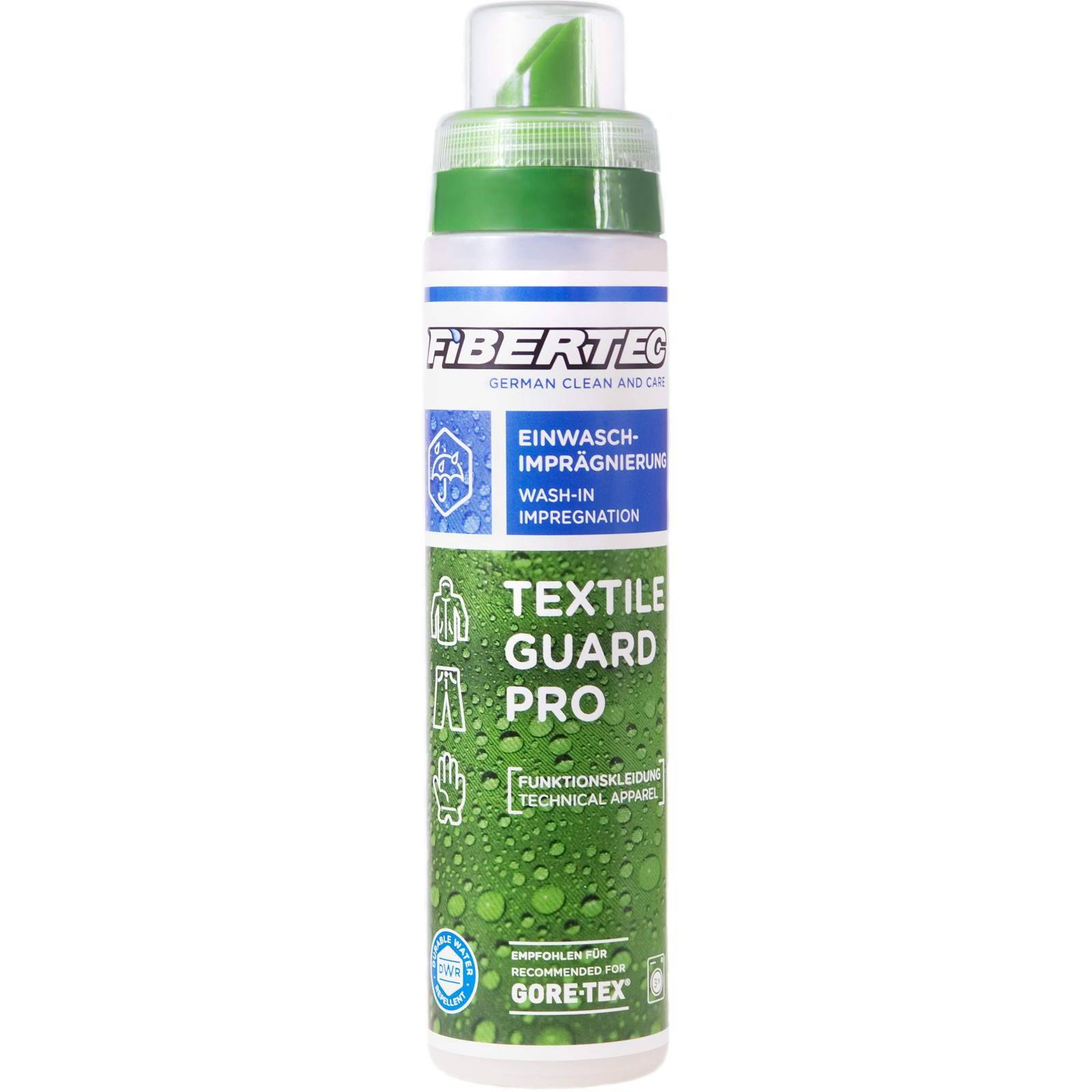 FIBERTEC Textile Guard Pro Wash-In 250 ml - Imprägnierung - Bild 1