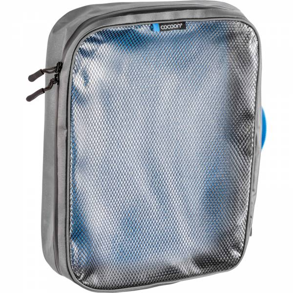 COCOON Packing Cube with Laminated Net Top L - Packtasche grey-blue - Bild 3