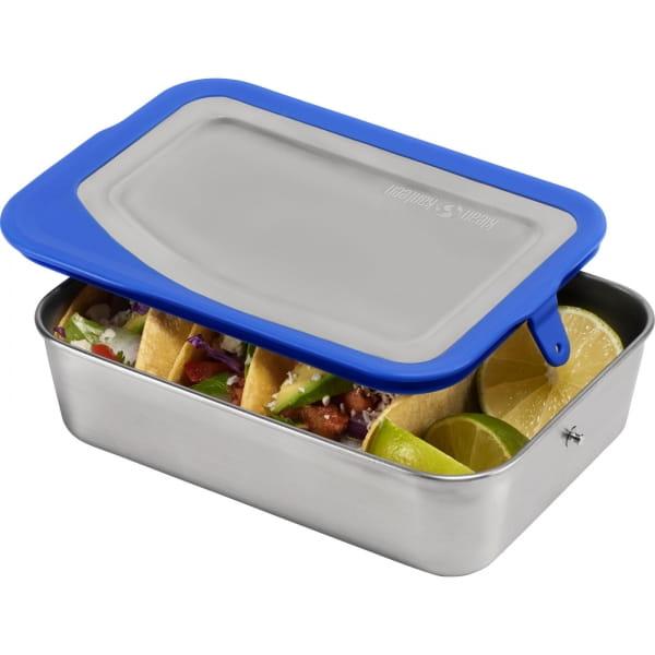 klean kanteen Food Box Set - Edelstahl-Lunchbox-Set stainless - Bild 8