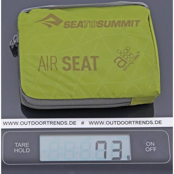 Sea to Summit Air Seat - Sitzkissen olive - Bild 2