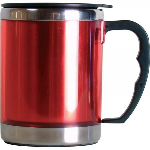 Basic Nature Thermobecher Mug red - Bild 2
