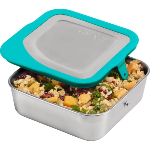 klean kanteen Food Box Set - Edelstahl-Lunchbox-Set stainless - Bild 15
