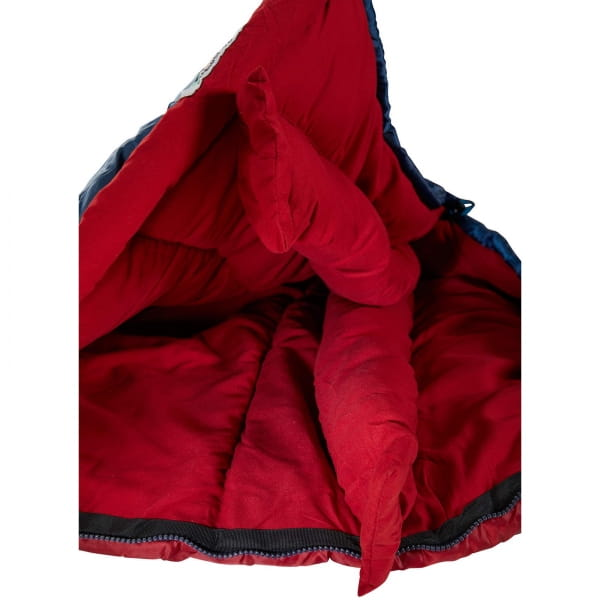 Wechsel Tents Stardust -5° M - Schlafsack red dahlia - Bild 14