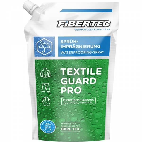 FIBERTEC Textile Guard Pro 500 ml - Spray-On Nachfüllpack - Bild 1