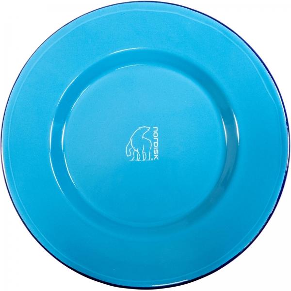 Nordisk Madam Blå Steel Plate - Teller sky blue - Bild 2