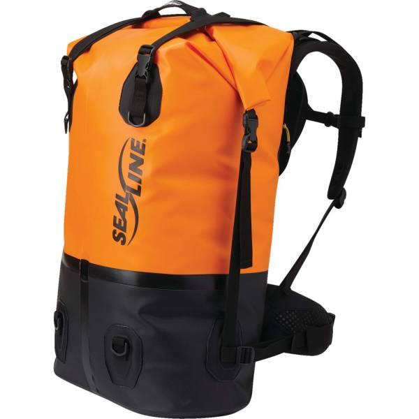 Sealline Pro 70 - wasserdichter Rucksack orange - Bild 3