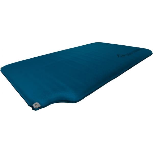 Sea to Summit Comfort Deluxe S.I. Camper Van - Isomatte byron blue - Bild 1