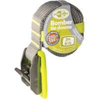 Sea to Summit Bomber Tie Down Strap - 2 m lime - Spanngurt