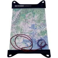 Sea to Summit TPU Guide Map Case mittel - Kartentasche