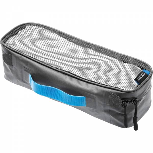 COCOON Packing Cube with Open Net Top S - Packtasche grey-blue - Bild 2