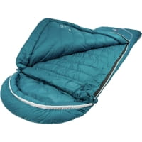 Vorschau: Grüezi Bag Biopod DownWool Subzero Comfort - Daunen- & Wollschlafsack autumn blue - Bild 3
