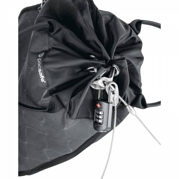 pacsafe TravelSafe 3L GII - tragbarer Safe black - Bild 2