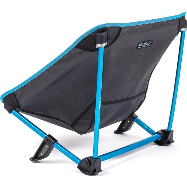 Helinox Incline Festival Chair - Faltstuhl black-blue - Bild 2