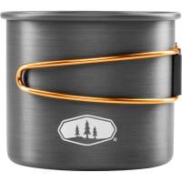 GSI Halulite 20 fl. oz Bottle Cup - Aluminium Becher