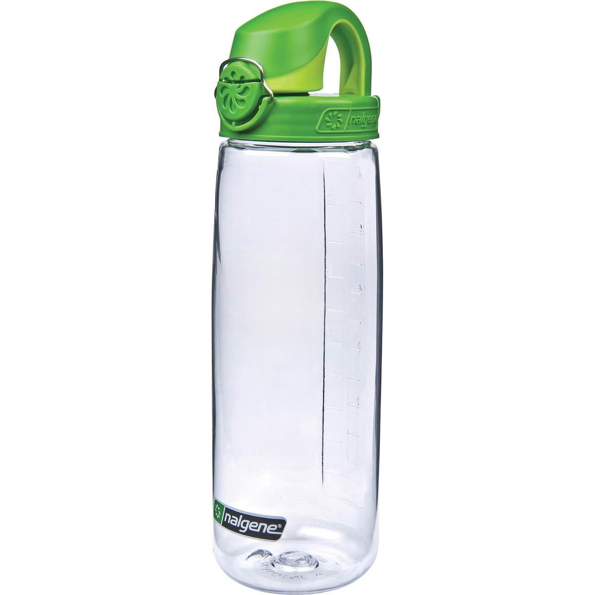 Nalgene Everyday OTF 0,7 Liter Trinkflasche transparent-grün - Bild 1