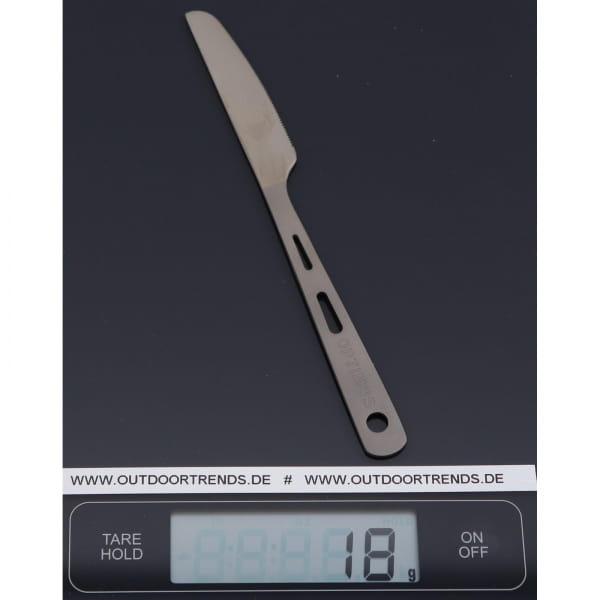 OPTIMUS Titanium Cutlery Set - Besteckset - Bild 2