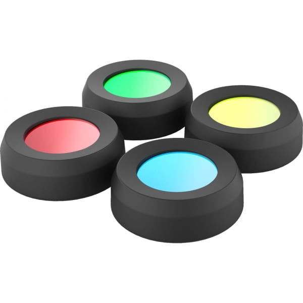 Ledlenser Color Filter Set 35.1 mm - Farbfilter - Bild 1