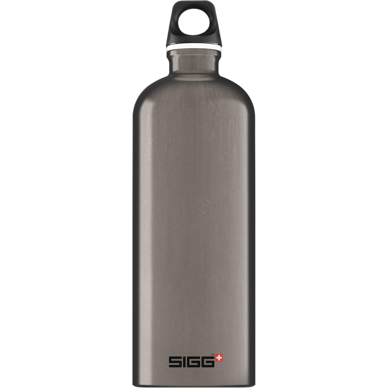 Sigg Traveller 1.0L - Alu-Trinkflasche smoked pearl - Bild 4