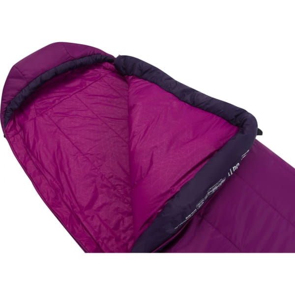 Sea to Summit Quest™ QuI Women's Regular - Schlafsack grape-blackberry - Bild 7