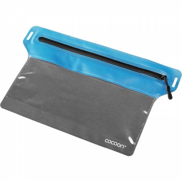 COCOON Zippered Flat Document Bag S - Dokumententasche grey-blue - Bild 2