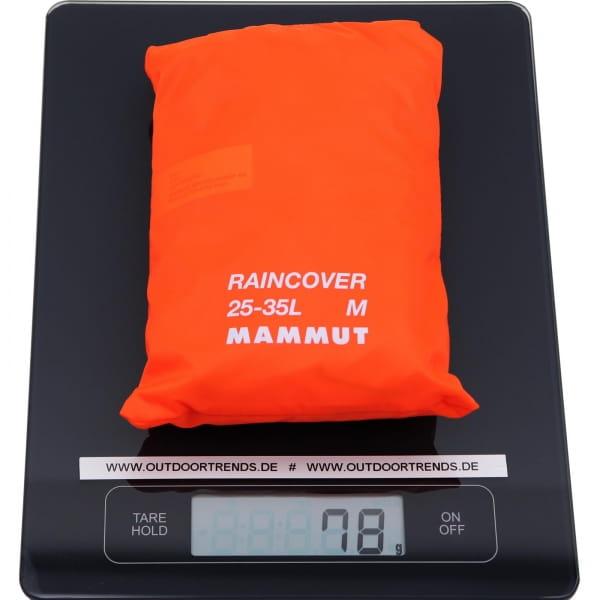 Mammut Raincover - Regenhülle vibrant orange - Bild 4
