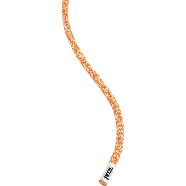 Petzl RAD LINE 6 mm - hyperstatische Reepschnur orange-weiß - Bild 1