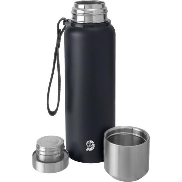 Origin Outdoors PureSteel 0,5 L - Isolierflasche black - Bild 1