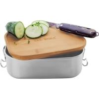 Vorschau: Tatonka Lunch Box I Bamboo 800 ml - Edelstahl-Proviantdose stainless - Bild 3