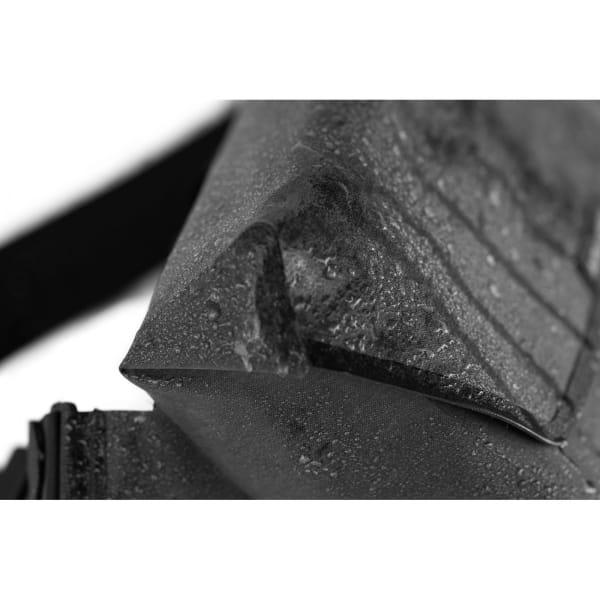 Apidura City Messenger M - 13 Zoll Kuriertasche dark grey melange-black - Bild 15