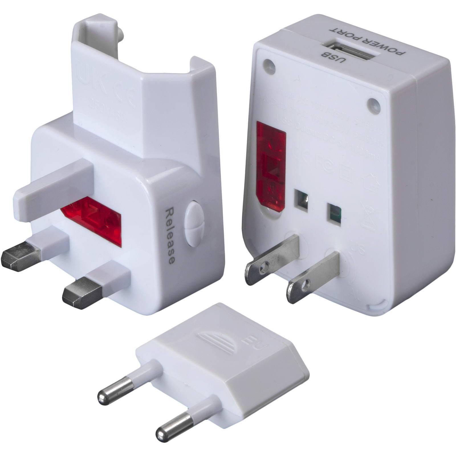 Relags Universal USB Steckeradapter - Bild 1