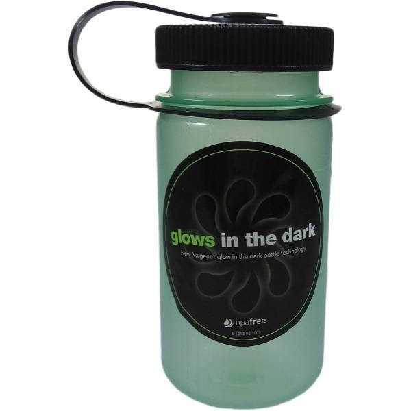 Nalgene Everyday Glow MiniGrip - Trinkflasche grün - Bild 1