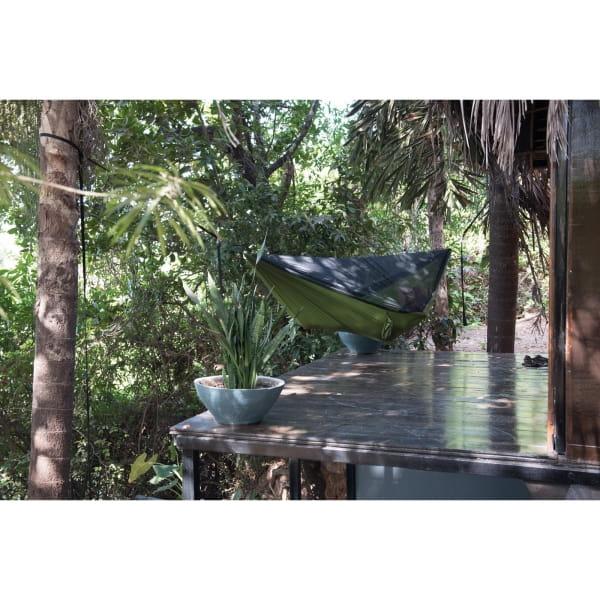 COCOON Ultralight Mosquito Net Hammock - Hängematte mit Moskitonetz olive green - Bild 3