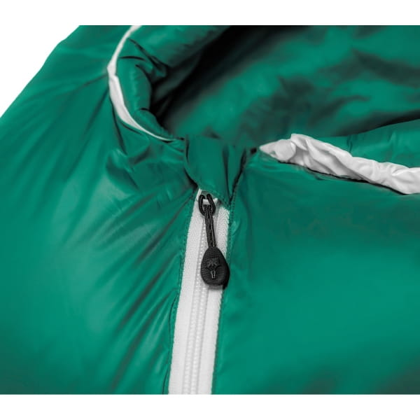 Grüezi Bag Biopod DownWool Subzero - Daunen- & Wollschlafsack pine green - Bild 9