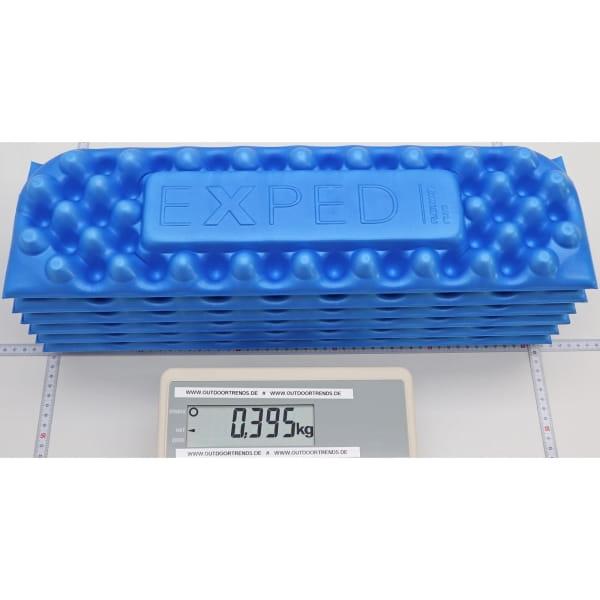 EXPED FlexMat Plus - Isomatte blue - Bild 4