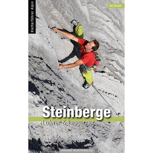 Panico Verlag Steinberge - Alpinkletterführer - Bild 1