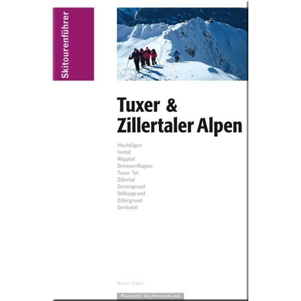 Panico Verlag Tuxer & Zillertaler Alpen - Skitourenführer - Bild 1