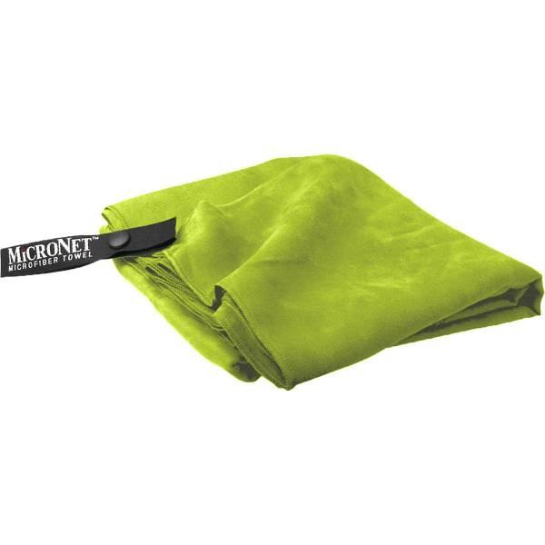 GEAR AID  Microfiber Towel 90 x 157 cm - Outdoor Handtuch outgo grün - Bild 4
