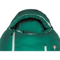 Vorschau: Grüezi Bag Biopod DownWool Subzero - Daunen- & Wollschlafsack pine green - Bild 5