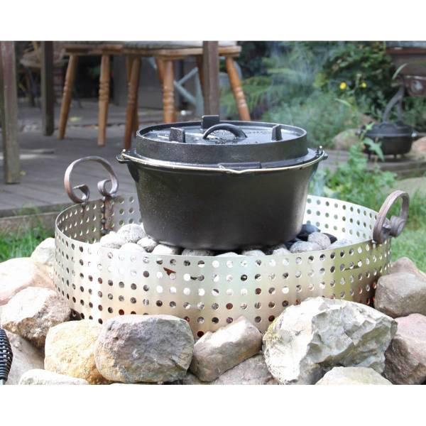 Petromax Feuertopf ft12 mit Füßen - Dutch Oven - Bild 4