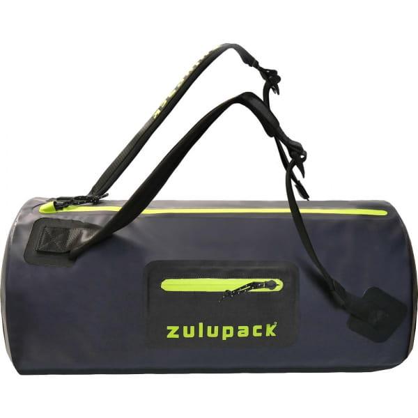 zulupack Traveller 32 - Reise-Tasche navy-lime green - Bild 3