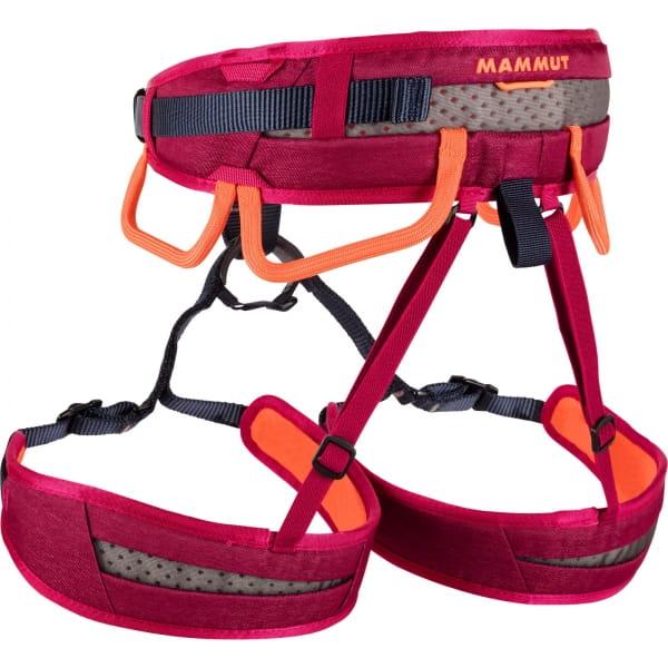 Mammut Ophir Fast Adjust Women - Klettergurt sundown-safety orange - Bild 2